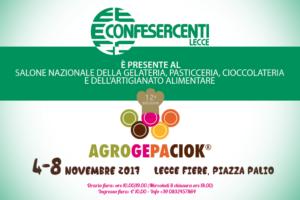 Confesercenti Lecce agrogepaciok
