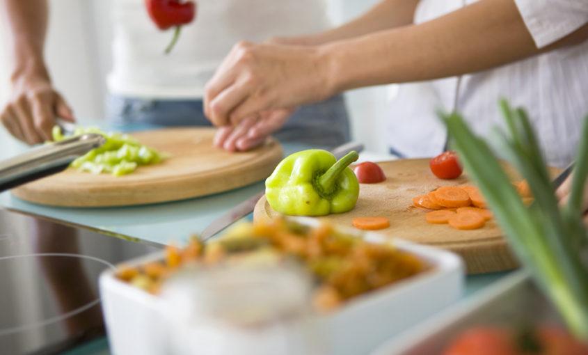 Prima Lezione Corso Di Cucina Confesercenti Lecce