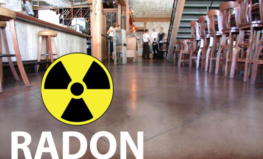 normativa gas radon