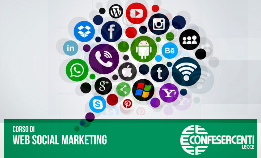 Corso Web Social Marketing Confesercenti Lecce